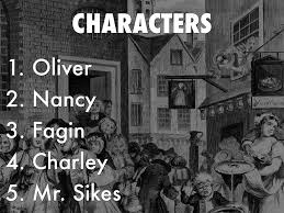 oliver twist characters my essay point