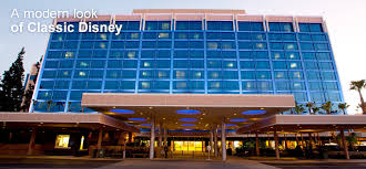 Official hotel: Disneyland Hotel