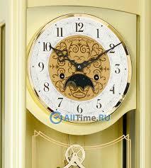 Деревянные <b>настенные часы Vostok</b> VST-M-11010-94 с ...