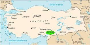 Image result for gaziantep haritası