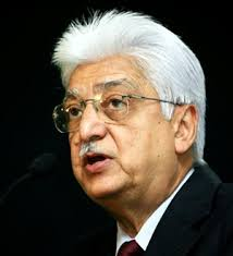Premji is married to Yasmeen and they have two children, Rishad and Tariq. Rishad is currently the Chief Strategy Officer of IT Business, Wipro. Azim Premji ... - 14899709_Azim_Premji300x330