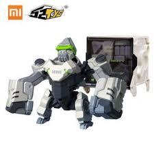 Xiaomi 52Toys Deformation Toy Beast Series Program Toy ... - Vova