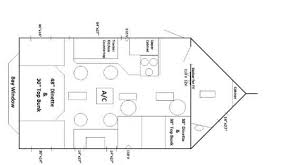 Walleye Ice Castle Fish House  ice castle fish house floor plans    Ice Castle Fish Houses Floor Plan