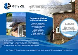 modern elegant flyer design for jg window cleaning by konr flyer design by kon2r for jg window cleaning flyer design design 10636364