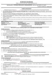 hr generalist resumes templates cipanewsletter cover letter sap hr resume sample sap hr resume sample fresher