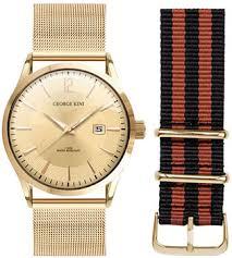 Мужские наручные <b>часы George Kini</b>. Оригиналы. Выгодные ...
