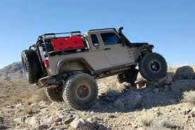 Jeep Wrangler Ute Australia
