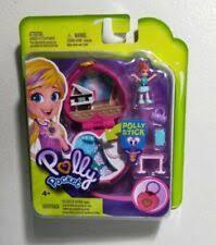 Игровой <b>набор</b> кукол и аксессуаров куклы Mattel <b>Polly Pocket</b> ...