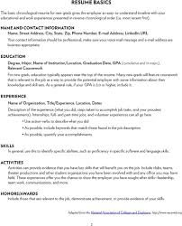 career services resume writing guide pdf e mail address are business appropriate