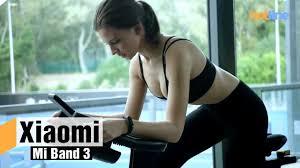 Xiaomi Mi Band 3 — обзор фитнес-браслета - YouTube
