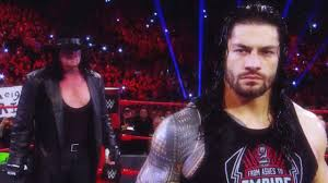 Road to WrestleMania 33: The Undertaker vs. <b>Roman</b> Reigns ...