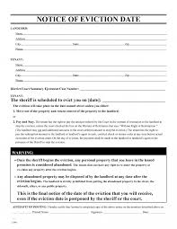 able eviction forms others template eviction notice able eviction forms