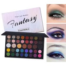 <b>UCANBE 39 Color Eye</b> Shadow Palette Natural Pearlescent Matte ...