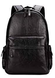 amazon new pu leather bottom bundle pocket printed unicorn shoulder backpack drawstring bag