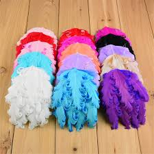 <b>100pcs</b>/<b>lot 24</b> Color U Pick 4 <b>Inch</b> Nagorie Curly Goose Feather ...