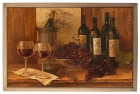 Купить <b>Поднос</b> Gift'n'Home TR (бук) <b>винтажные вина</b> по низкой ...