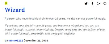 30-Year-Old Virgin Wizard | Know Your Meme via Relatably.com