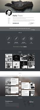 17 best ideas about portfolio template web polifoli psd portfolio template by beyaz polycarp via behance