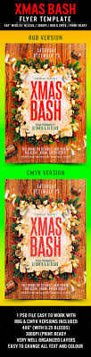 best images about christmas flyer templates xmas bash flyer template