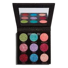 <b>Makeup Revolution</b>, Pressed Glitter Palette - <b>палетка глиттеров</b> ...