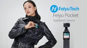 Анонсирован конкурент DJI Osmo <b>Pocket</b> - <b>экшен</b>-<b>камера Feiyu</b> ...