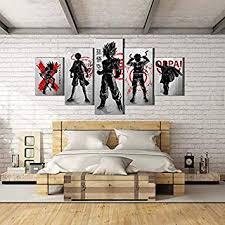 aicedu Home Prints <b>Pictures Wall</b> Art <b>Modular</b> Poster 5 Panel ...