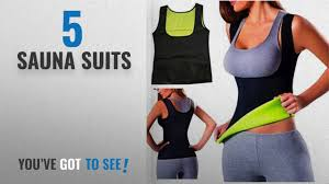 Top 10 Sauna Suits [2018]: <b>Women</b> Hot Sweat <b>Body Shaper Tank</b> ...