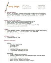 great results from your teacher resume   classroom caboodlesample elementary teacher resume