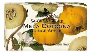 Купить <b>натуральное мыло Fiori D'Autunno</b> Mela Cotogna 100г ...
