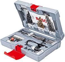 <b>Bosch</b> Professional <b>49</b>-piece <b>Premium</b> X-Line Drill Bit <b>Set</b> ...