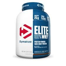 Dymatize <b>Elite 100 Whey Protein</b>: NUTRABAY™
