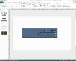 channel art template in microsoft publisher channel art template in microsoft publisher