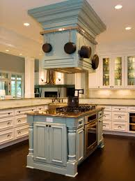 steel kitchen hood wood range