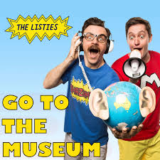 The Listies Go to The Museum