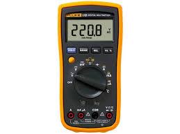 Цифровой <b>мультиметр Fluke 17B+</b> - цена, отзывы ...