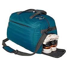 Coreal sport gym bag duffel bag with shoes ... - Amazon.com