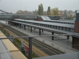 Gare de Berlin Gesundbrunnen