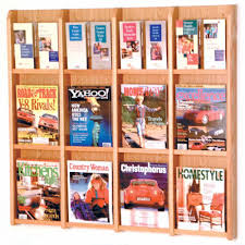 magazine rack wall mount: bathroom magazine racks gallery bathroom magazine racks bathroom