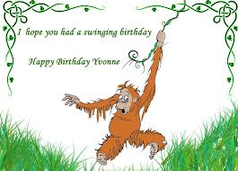 Resultado de imagen para Happy birthday Yvonne