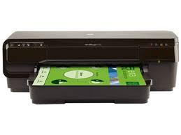Широкоформатный <b>принтер HP OfficeJet 7110</b> — H812a Загрузки ...