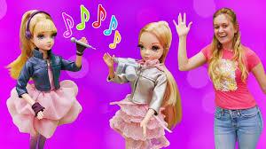 Лучшие игры в <b>куклы</b> девочкам. Музыкальная группа <b>Соня</b> Роуз ...