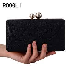 <b>ROOGLI 2020 new</b> Woman Evening bag Women Diamond created ...