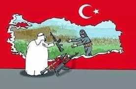 Risultati immagini per turchia ISIS