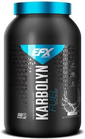 EFX Sports Karbolyn Fuel | Pre, Intra, Post Workout ... - Amazon.com