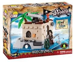 <b>Конструктор Cobi</b> Pirates 6022 <b>Сторожевая</b> башня — купить по ...