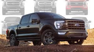 Оцените все 11 <b>радиаторных решеток</b> нового Ford (и это не ...