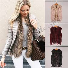 Detail Feedback Questions about <b>Classic Design</b> Womens Fur Vest ...