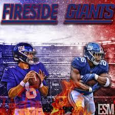 Fireside Giants - A New York Giants Podcast