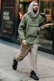 The Best <b>Men's</b> Street Style from <b>New York</b> Fashion Week | Мужская ...