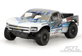Купить запчасти <b>Proline Кузов</b> (SC10) 09 <b>Chevy Silverado 1500</b> ...